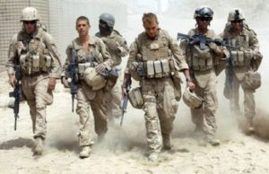 More war in Afghanistan